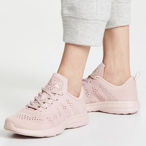 Like brand new APL sneakers, Dusty Rose